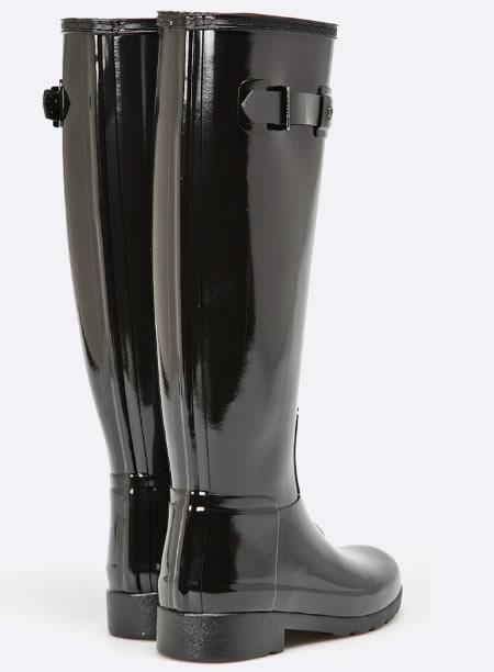 Cizme De Cauciuc Hunter Original Tall Gloss