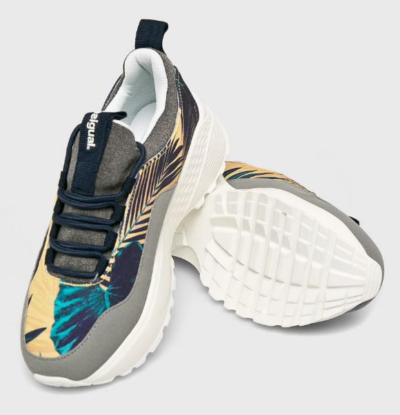Sneakersi De Dama Desigual