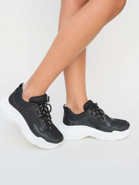 Adidasi Dama Sport Cu Platforma