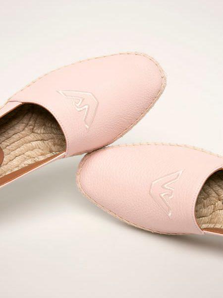 Espadrile Armani Dama Pantofi Dama Eleganti Reduceri Incaltaminte Pantofi Dama Redusi