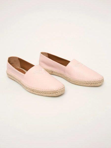 Espadrile Dama Armani Roz Reduceri Incaltaminte Pantofi Dama Redusi