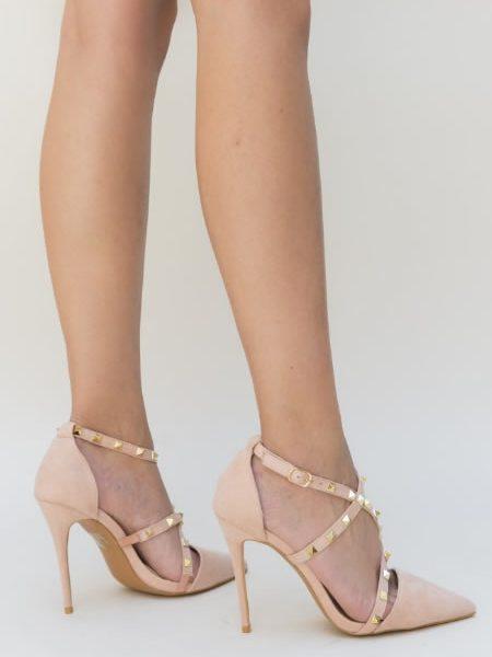 Pantofi Bej Eleganti