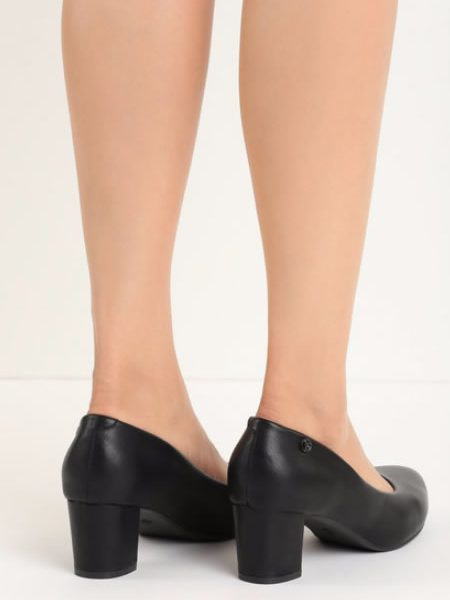 Pantofi Dama Cu Toc Mic Ieftini