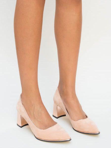 Pantofi De Seara Cu Toc Mediu