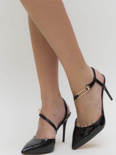 Pantofi Foarte Ieftini De Dama Cu Toc Cui