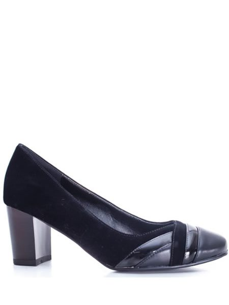 Pantofi Ieftini Cu Toc Gros Mediu