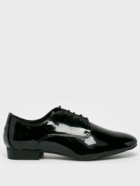Pantofi Oxford Dama Din Lac
