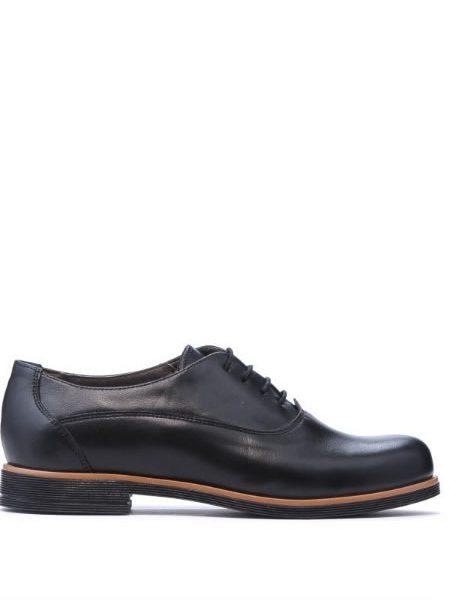 Pantofi Oxford Dama Din Piele