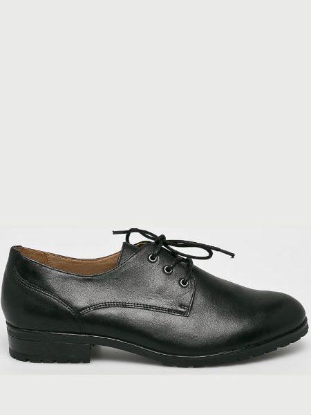 Pantofi Oxford Piele Naturala
