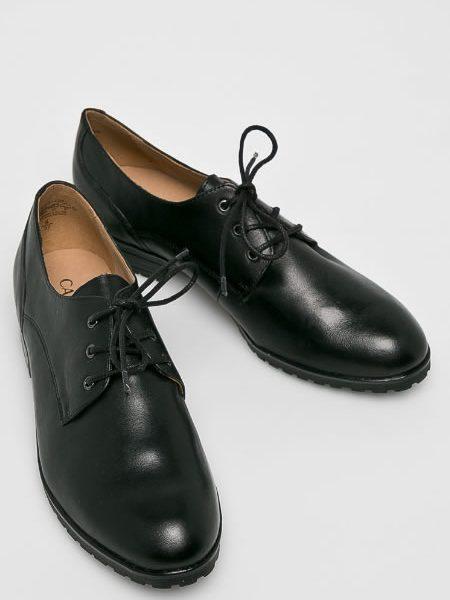 Pantofi Oxford Piele Naturala Dama