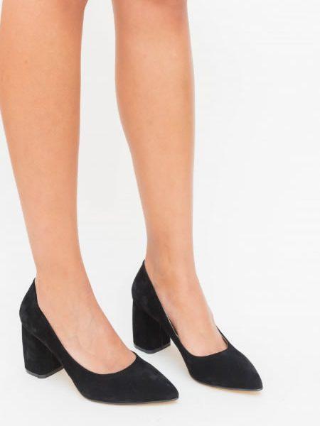 Pantofi Piele Eco