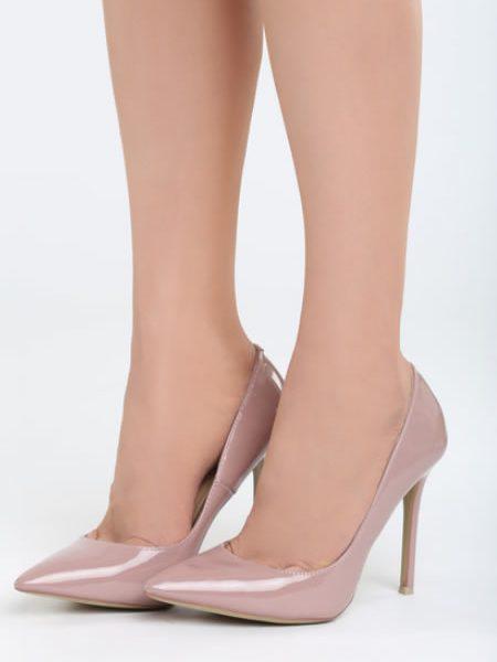 Pantofi Roz De Lac Dama