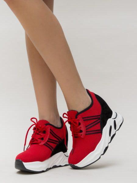Pantofi Sport Cu Platforma