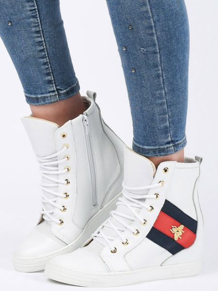 Pantofi Sport De Dama Cu Platforma