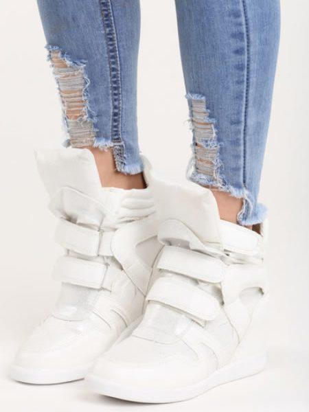 Sneakers Dama Platforma Albi