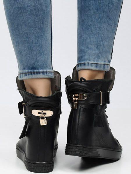 Sneakers De Dama Din Piele Naturala Online