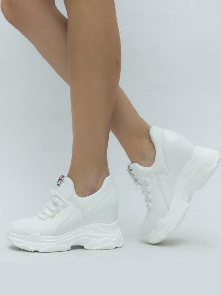 Sneakers De Dama Ieftini Cu Platforma