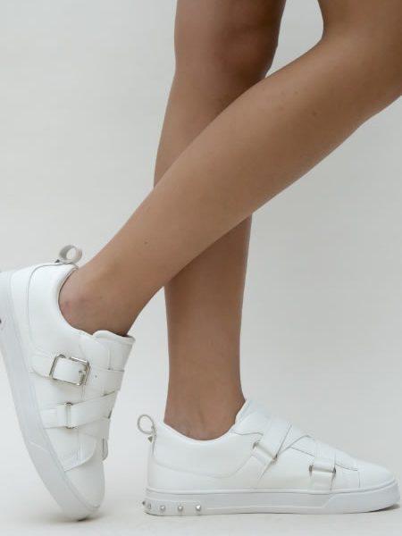 Sneakersi Dama Albi Fara Platforma