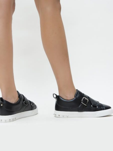 Sneakersi Dama Negri Fara Platforma Ieftini