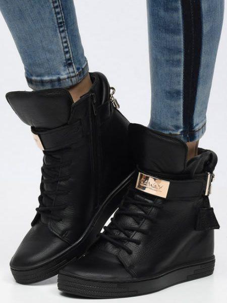 Sneakersi Dama Piele