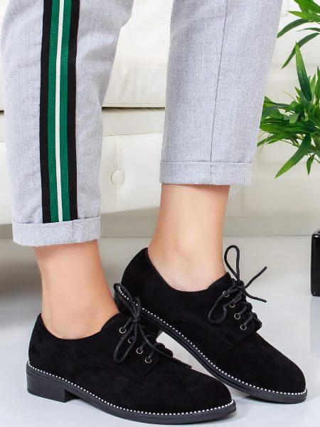 Modele Pantofi Oxford Dama