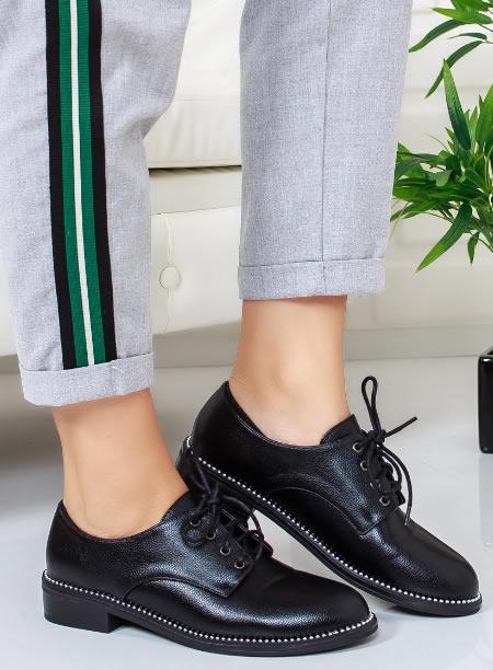 Pantofi Oxford Dama Cu Ce Se Poarta