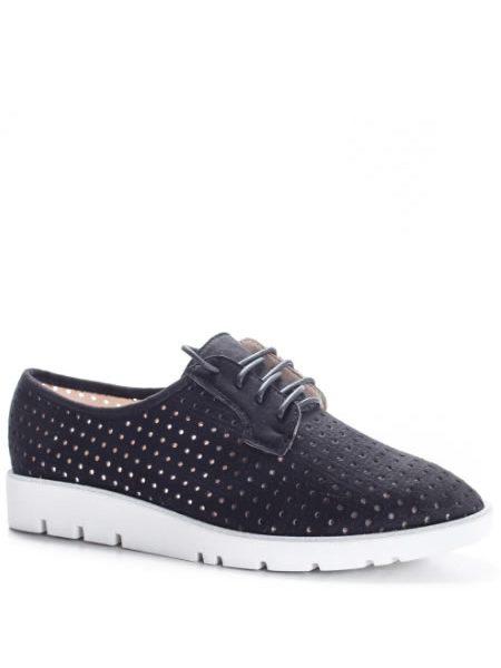 Pantofi Oxford Dama Perforati