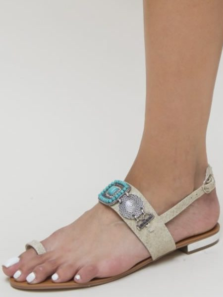 Sandale Bej Dama