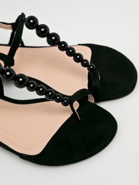 Sandale Cu Deget Negre