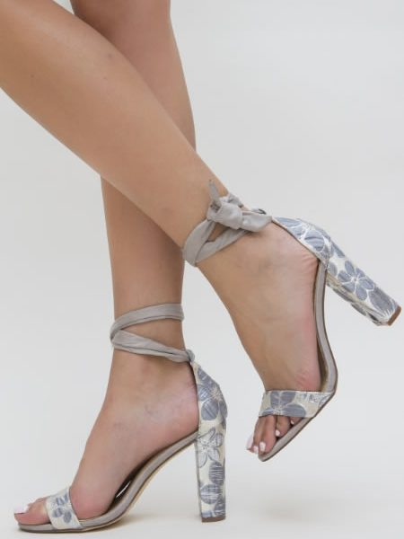 Sandale Cu Snur Dama