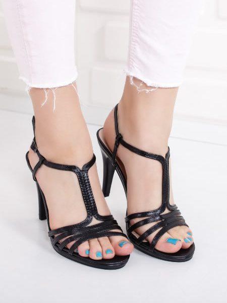 Sandale Cu Toc Eftine