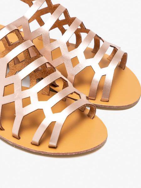 Sandale Fara Toc Dama Roz