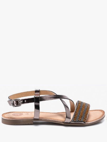 Sandale Ieftine Fara Toc Piele