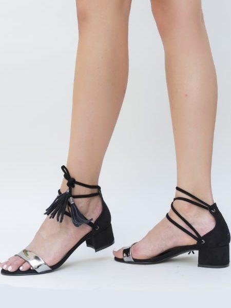 Sandale Joase Cu Snur