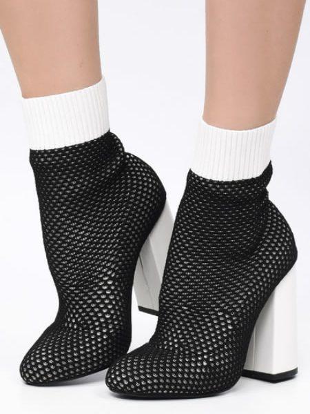 Botine Sock Boots