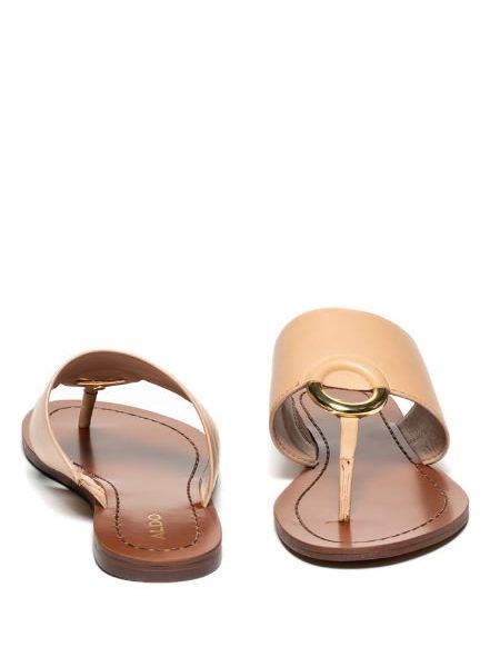 Papuci Dama Din Piele Naturala
