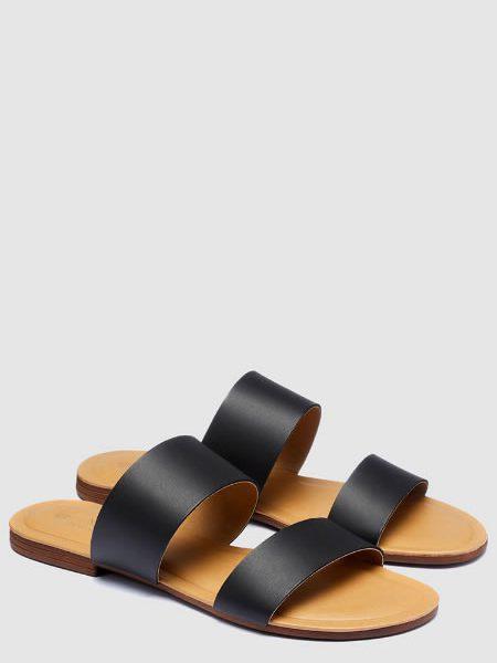 Papuci De Dama Din Piele