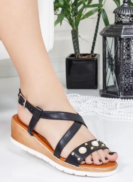 Sandale Casual Cu Platforma Ieftine