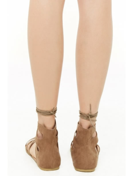 Sandale Cu Siret Maro