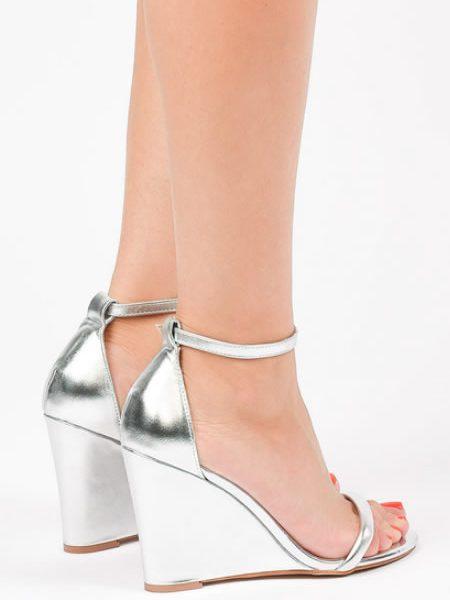 Sandale Dama Cu Platforma Elegante