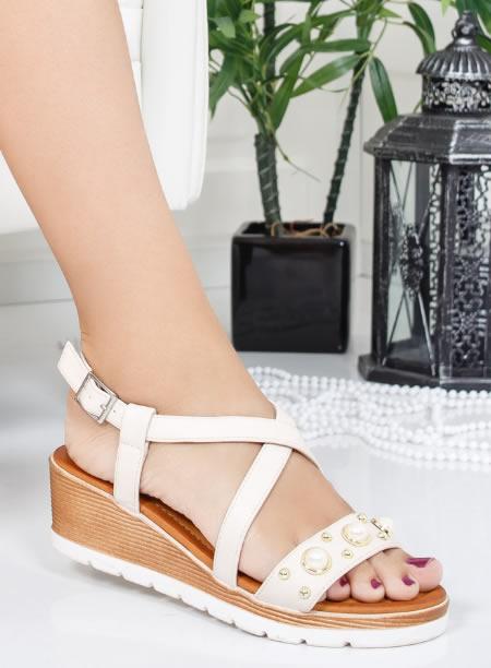 Sandale De Dama Cu Platforma Ieftine