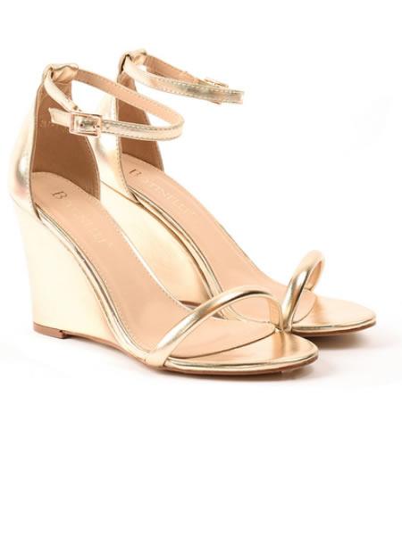 Sandale Elegante Cu Platforma Dama