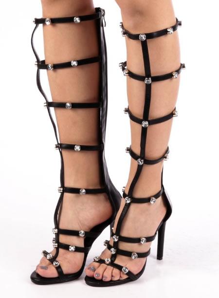 Sandale Elegante Inalte
