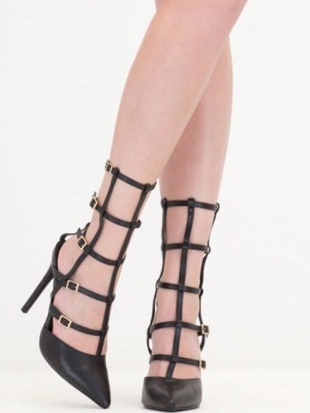 Sandale Gladiator Inalte
