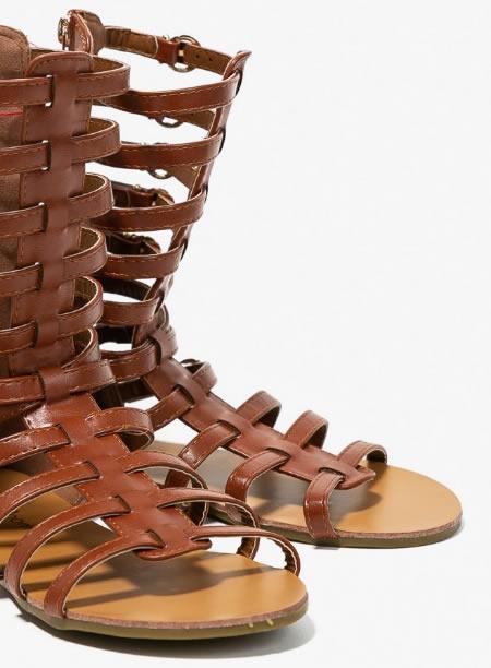 Sandale Gladiator Maro Scurte