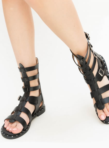 Sandale Romane Scurte