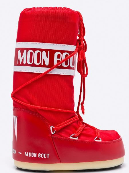 Apreschiuri Dama Moon Boot Rosii