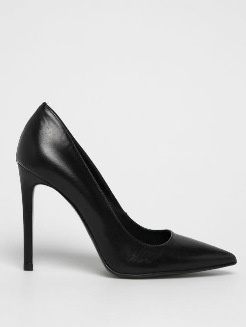 Pantofi Cu Toc Stiletto Din Piele