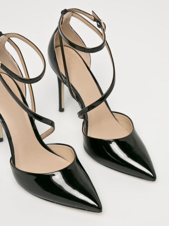 Pantofi Stiletto De Vara