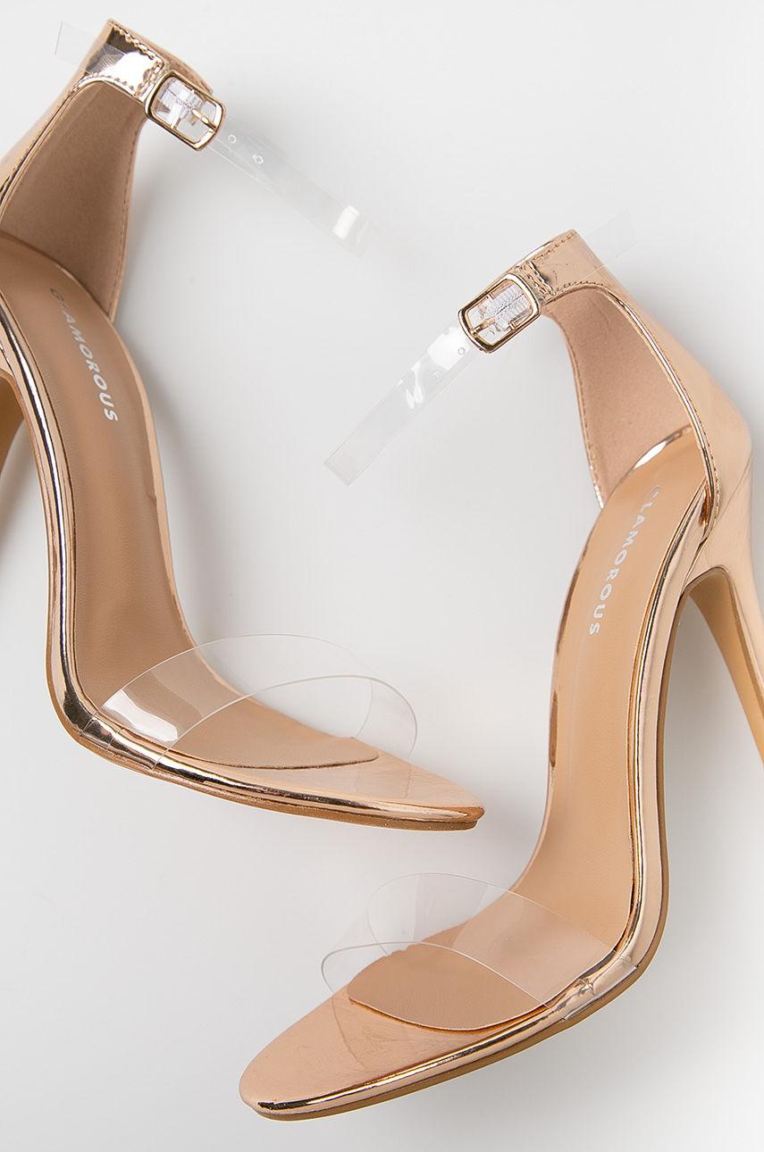 Sandale Transparente Auri I2019